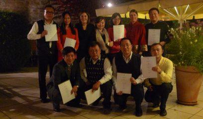 DLG率中国企业代表团 赴德学习沼气技术