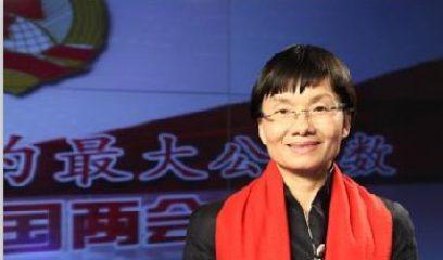 陈瑞爱建议活禽定点屠宰 获50名代表联名支持