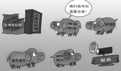 如何化堵为疏,获得病死畜禽的残存价值?
