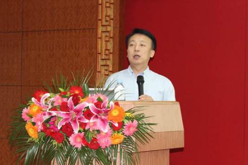 瑞普生物副总裁李旭东先生介绍瑞普药物研发及产品技术优势