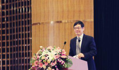 第六届李曼中国养猪大会开幕式